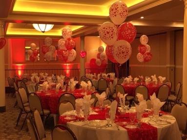 Red Dress Ball
