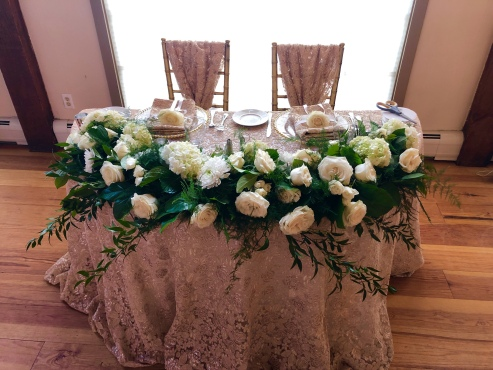 Rustic/Elegant Wedding